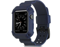 Apple Watch 38mm - Shock Resistant Case + Band