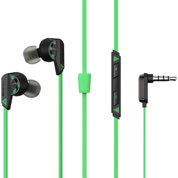 Xiaomi Headset - Xiaomi Black Shark 3.5mm Earphones 2 (Circle Metal Version)