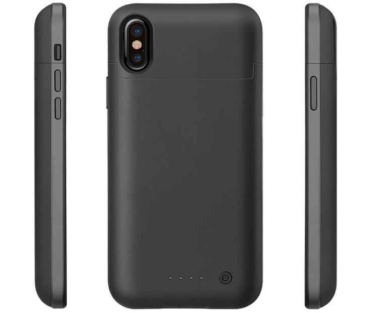 Apple iPhone XS Max - External Battery Case 6200mAh