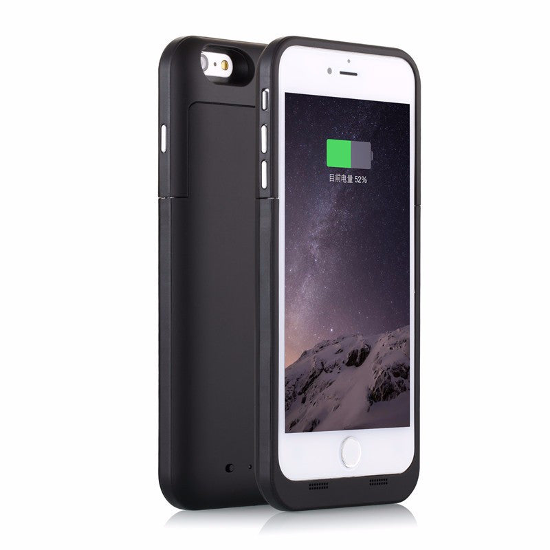 Apple iPhone 6 Plus / 6S Plus - External Battery Case 6800mAh