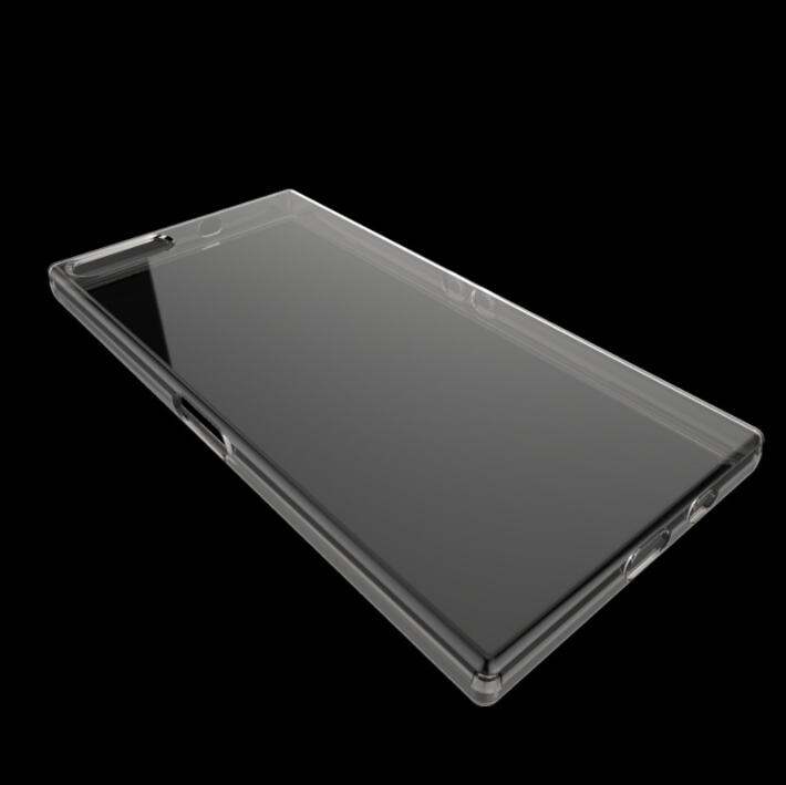 new arrivals 693d4 77274 Razer Phone - CLASY® Flexible Crystal Clear Silicon Gel Phone Case