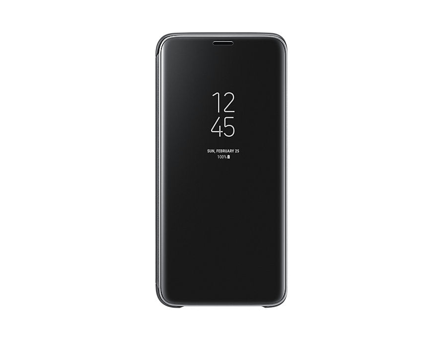 Samsung Galaxy S9 - Samsung Clear View Standing Cover