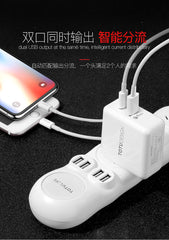 TotuDesign Glory Series PD Quick Charge 3.0 Travel Charger UK Standard FTZPD01