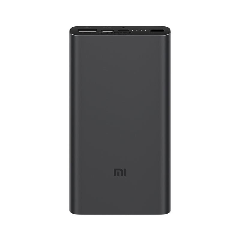 Xiaomi PowerBank - 3 10000mAh USB-C 2-Way Quick Charge