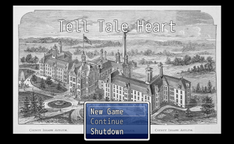 Tell Tale Heart <h3>by Edgar Allen Poe</h3>