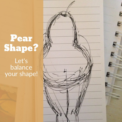 Do You Have A Pear Shaped Figure?