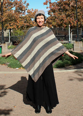 Cashmere Poncho from Marjory Warren Boutique