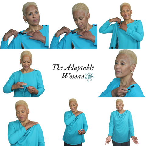 The Adaptable Woman