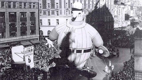 Vintage Macy's Day Parade