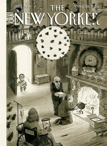 New Yorker Cover 2021