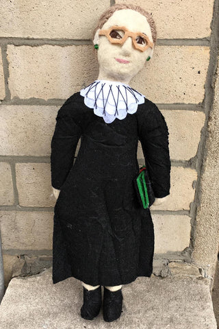 Felted Historical Dolls