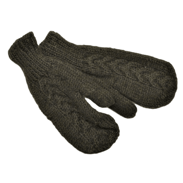 Wool Mitts - Marjory Warren Boutique