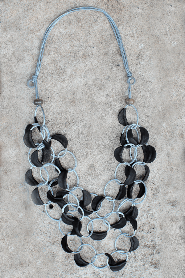 Loop Cascade Necklace - Marjory Warren Boutique