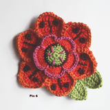 Crochet Pins - Marjory Warren Boutique