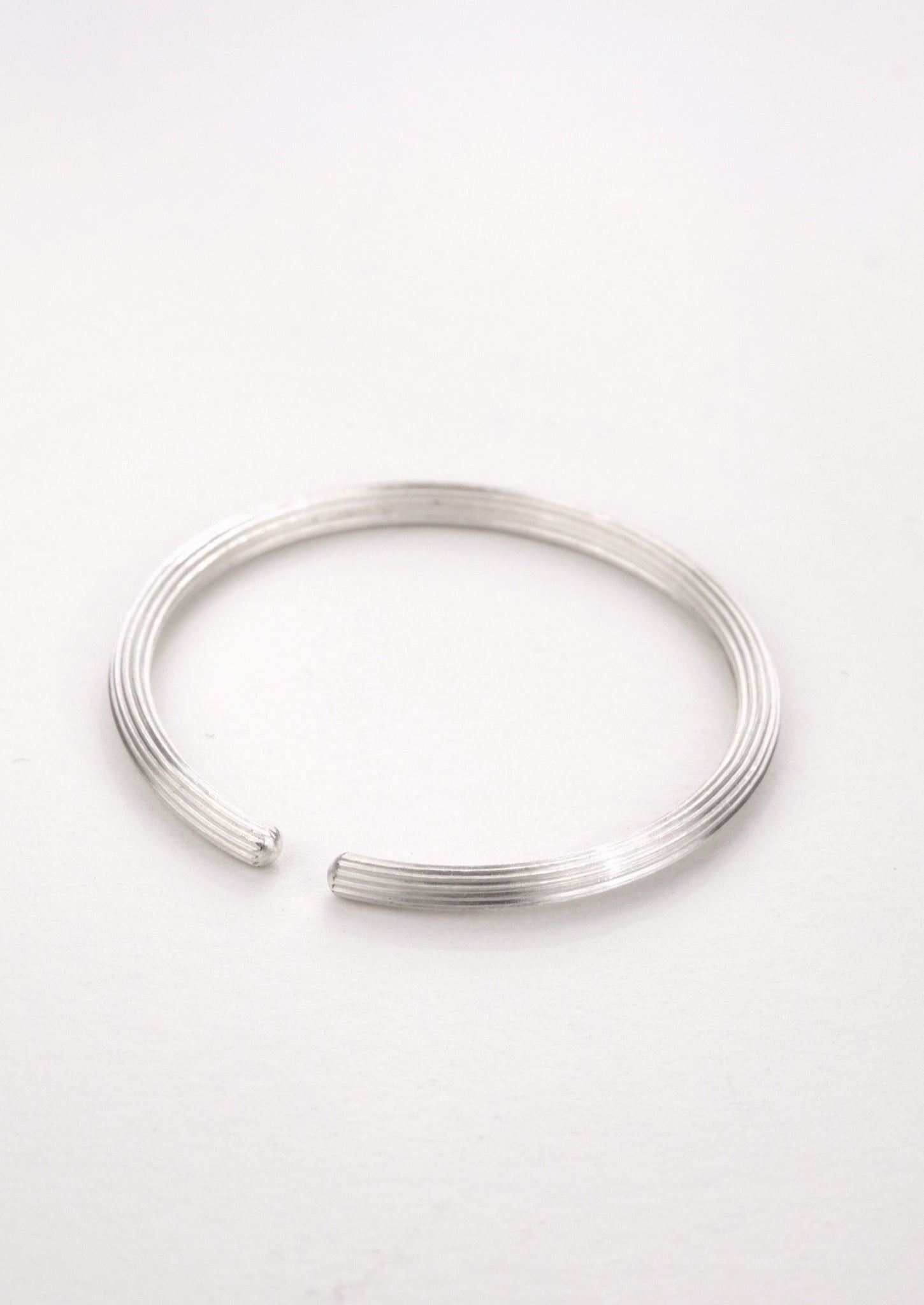 'BASIC NEEDS' Ear cuff, Fairtrade sterling silver
