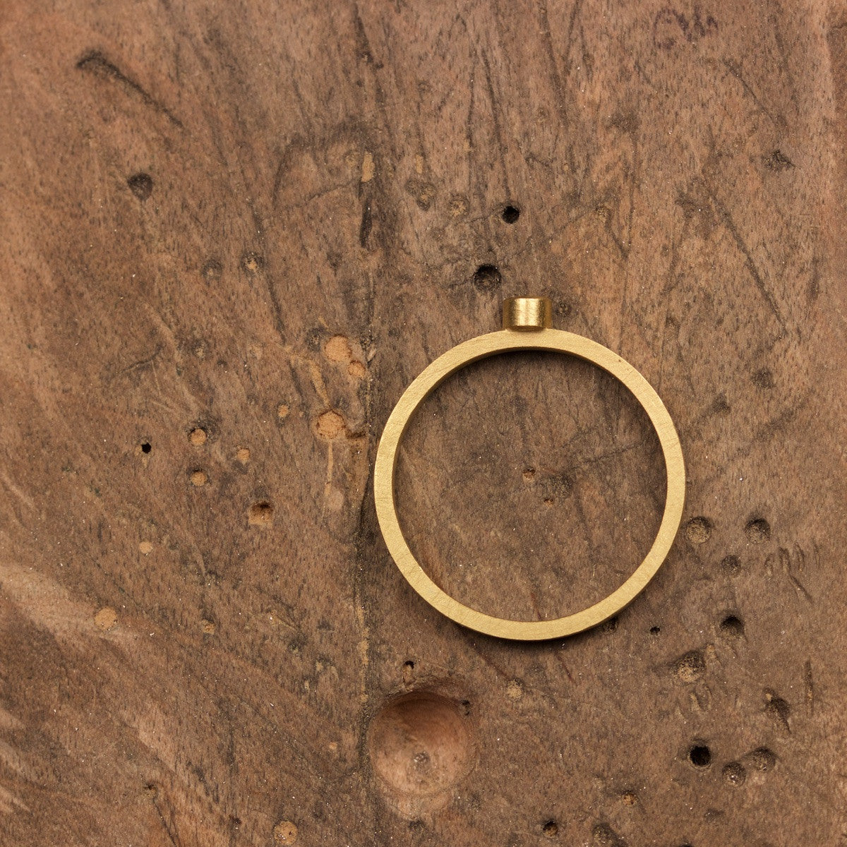 'Hinomaru' Fairtrade Gold Ring