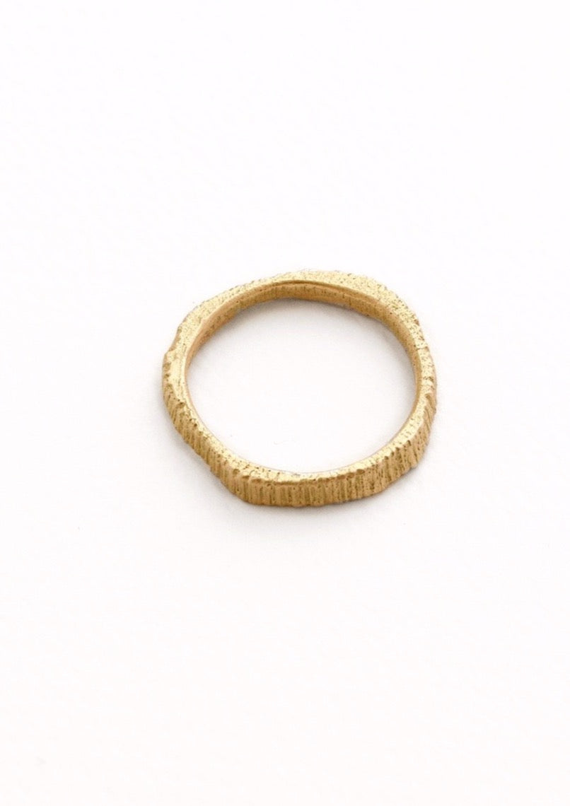 'Woodring No. 1' Fairtrade Gold Ring