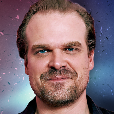David Harbour - Absentee Pack 2019 Dallas Fan Expo