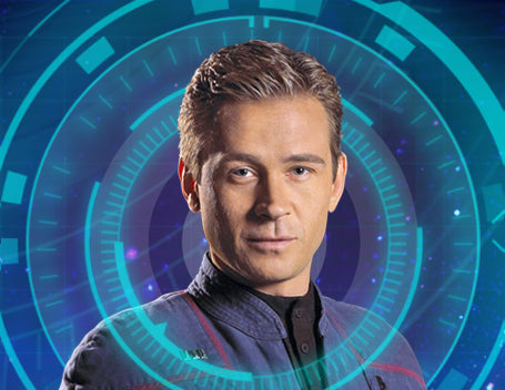 Connor Trinneer - Absentee Pack 2019 Armageddon Christchurch