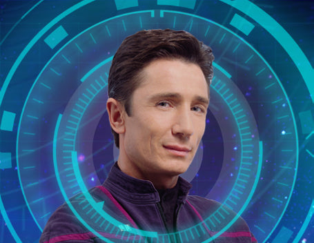 Dominic Keating - Absentee Pack 2019 Armageddon Christchurch
