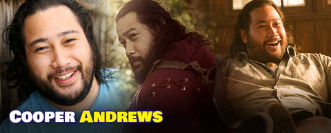 Cooper Andrews - SupaNova Melbourne 2020 Absentee Pack