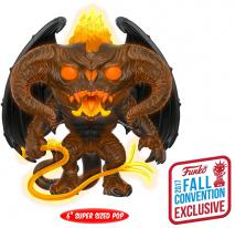 NYCC 2017 POP Vinyl - Lord of the Rings - Balrog Glow