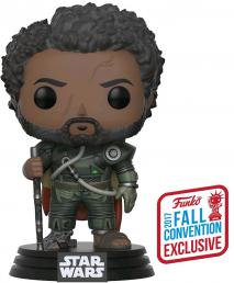 NYCC 2017 POP Vinyl - Star Wars: Rogue One - Saw with Hair
