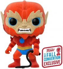 NYCC 2017 POP Vinyl - Masters of the Universe - Beast Man Flocked