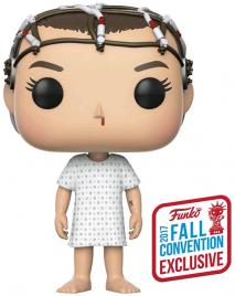 NYCC 2017 POP Vinyl - Stranger Things - Eleven with Electrodes