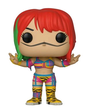 POP Vinyl - WWE - Asuka (US Exclusive)