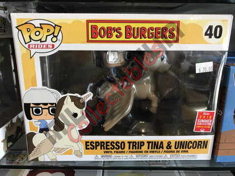 SDCC 2018 SUMMER Stickered Official POP