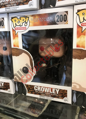 Crowley Demon Eyes (200) POP - Mark Sheppard