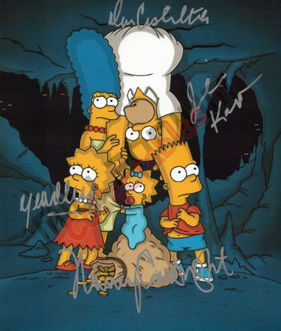 The Simpsons Cast (4)
