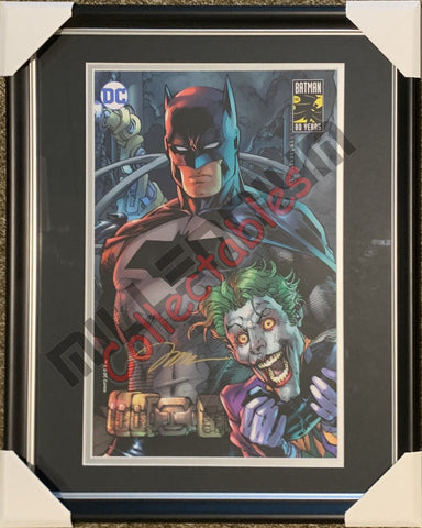Batman Print - Large Frame - Jim Lee