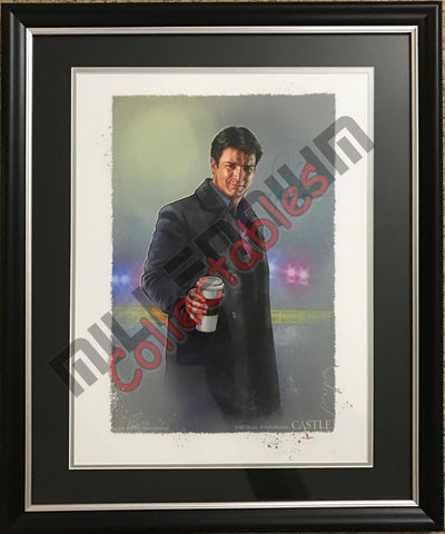 Jason Palmer -  Nathan Fillion Exclusive