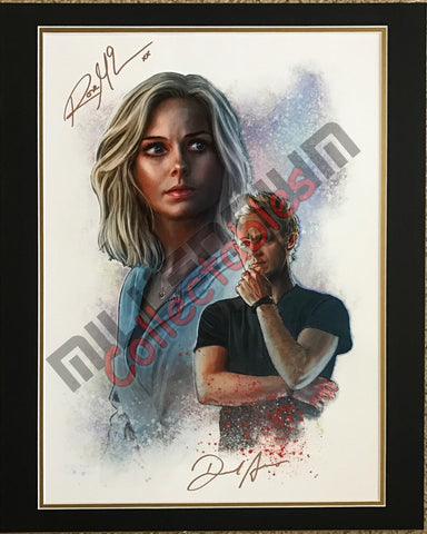 Jason Palmer Print - iZombie Duo Exclusive #3/3