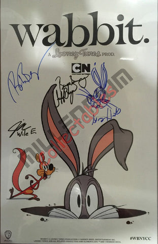 Wabbit Cast Signing NYCC 2015 Exclusive #1/1