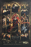 NYCC 2016 Exclusive Autographed Poster - SALEM Cast Signing #1/1