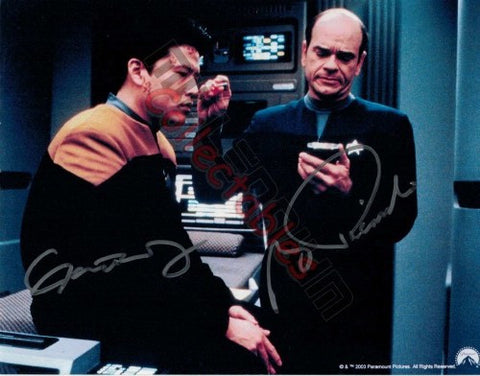 Star Trek Voyager Cast (2)