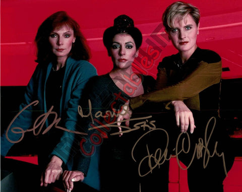 Star Trek Women Trio