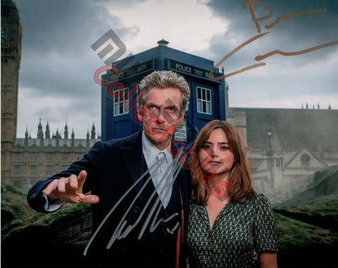 Dr Who Duo (12th)