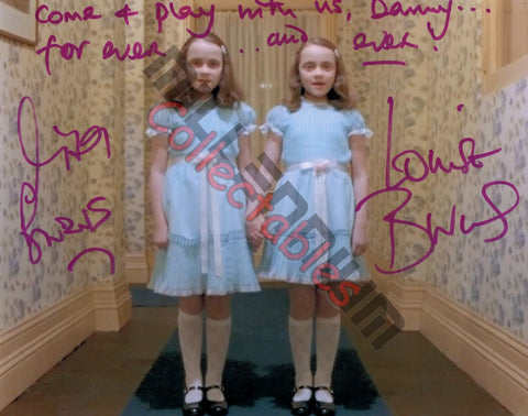 Lisa & Louise Burns - The Shining
