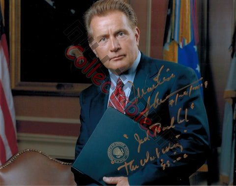 Martin Sheen - The West Wing