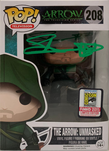 The Arrow:Unmasked - Arrow POP (208) - Stephen Amell