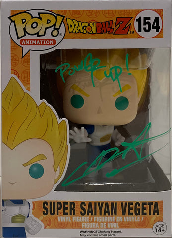 Super Saiyan Vegeta - Dragonball Z POP (154) - Chris Sabat