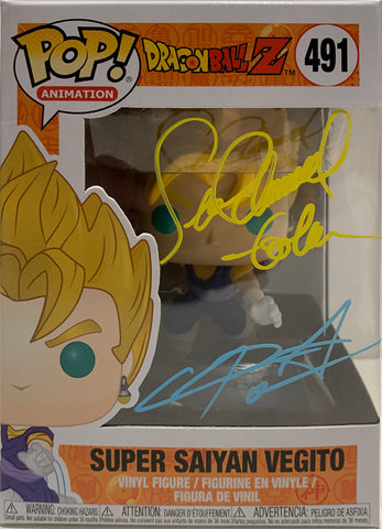 Super Saiyan Vegito - Dragonball Z POP (491) - Chris Sabat & Sean Schemmel