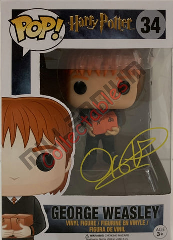 George Weasley - Harry Potter POP(34) - Oliver Phelps