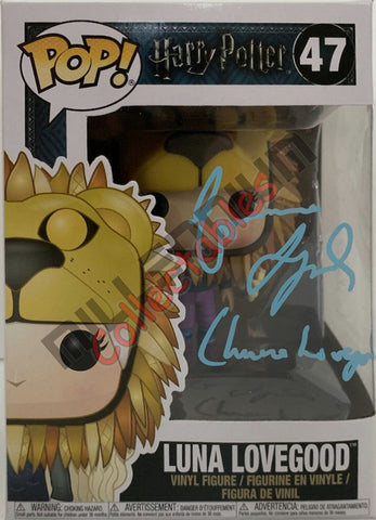 Luna Lovegood - Harry Potter POP(47) - Evanna Lynch
