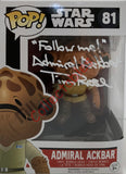 Admiral Ackbar - Star Wars POP(81) - Tim Rose