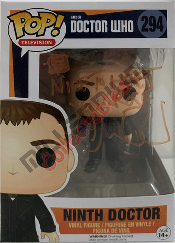Ninth Doctor - Doctor Who POP(294) - Christopher Eccleston